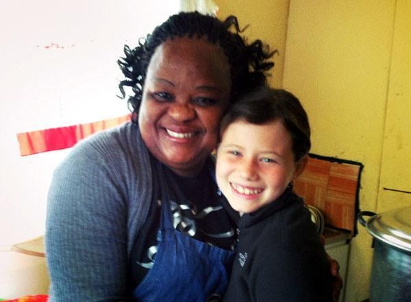 Rosie and Olivia