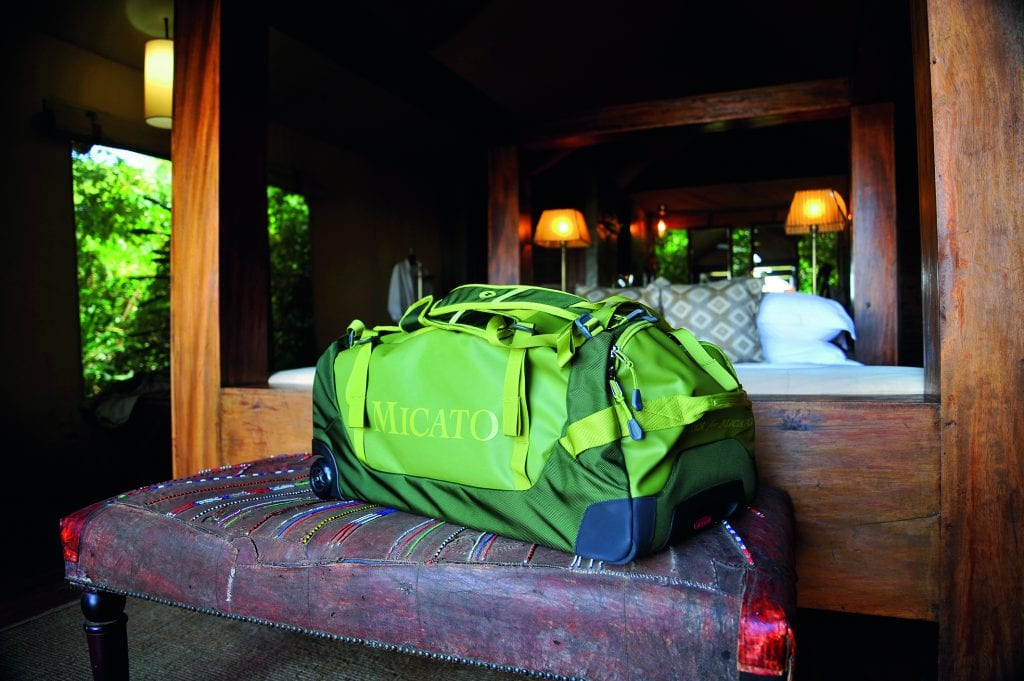 micato safaris luggage