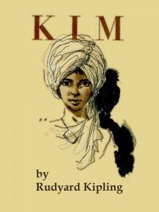 Cover of Rudyard Kipling's Kim