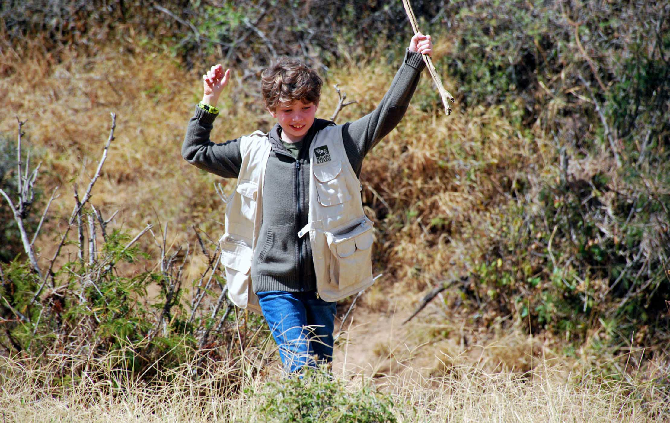 On Safari With Jack