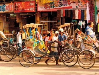 A Stranger's Kindness in Micato's India