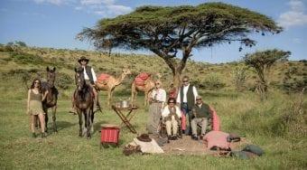 Micato Safari with Horserding
