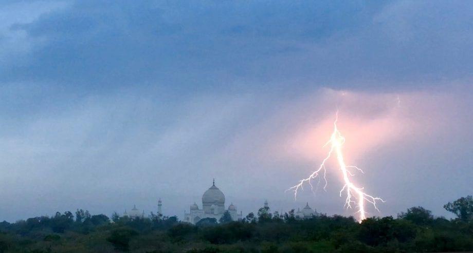 Taj Mahal / Lightning Strike