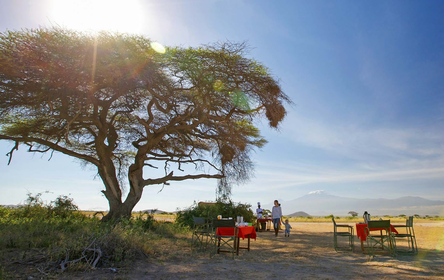 Arusha is a city in East Africa's Tanzania