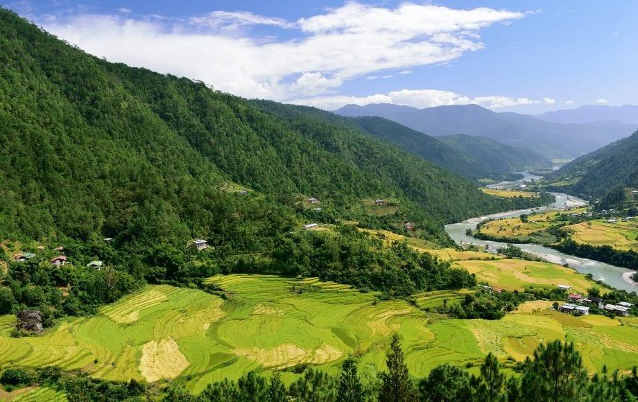 Bhutan Nature