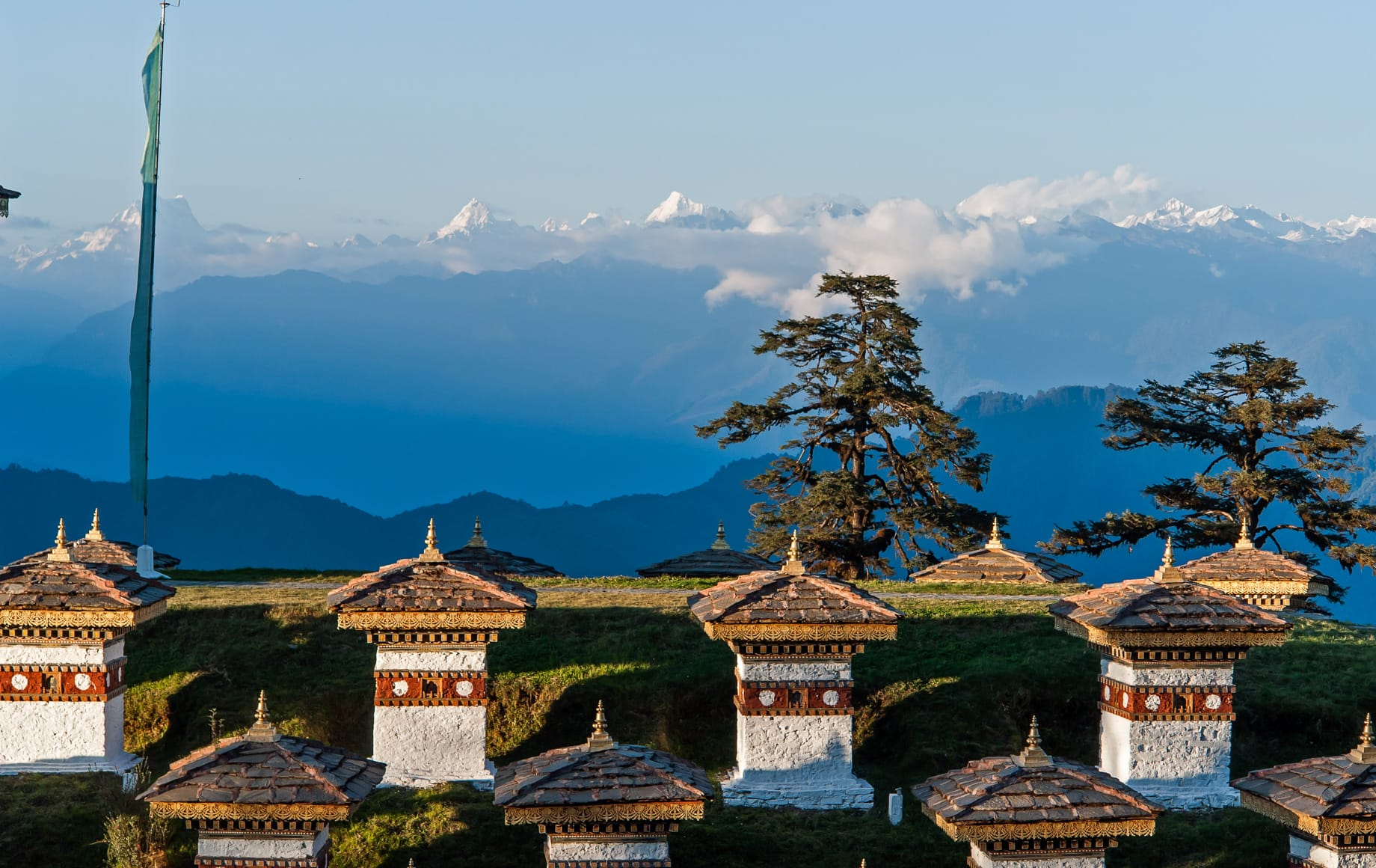 Historic places to visit in Bhutan