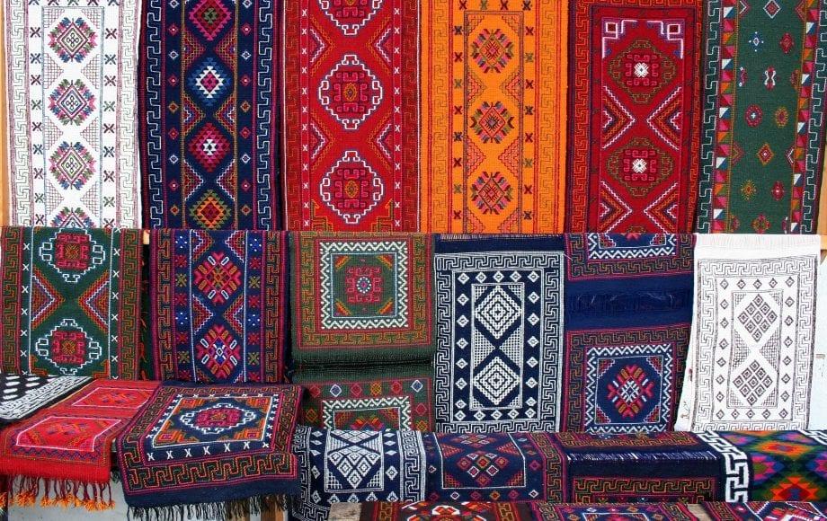 Bhutan shopping : Handmade Weaving Products