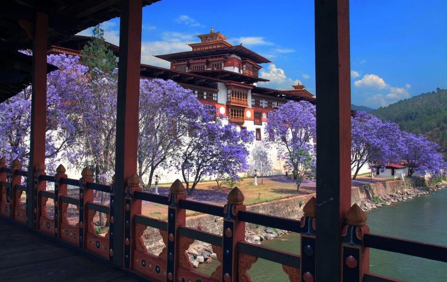 Colorful Bhutan