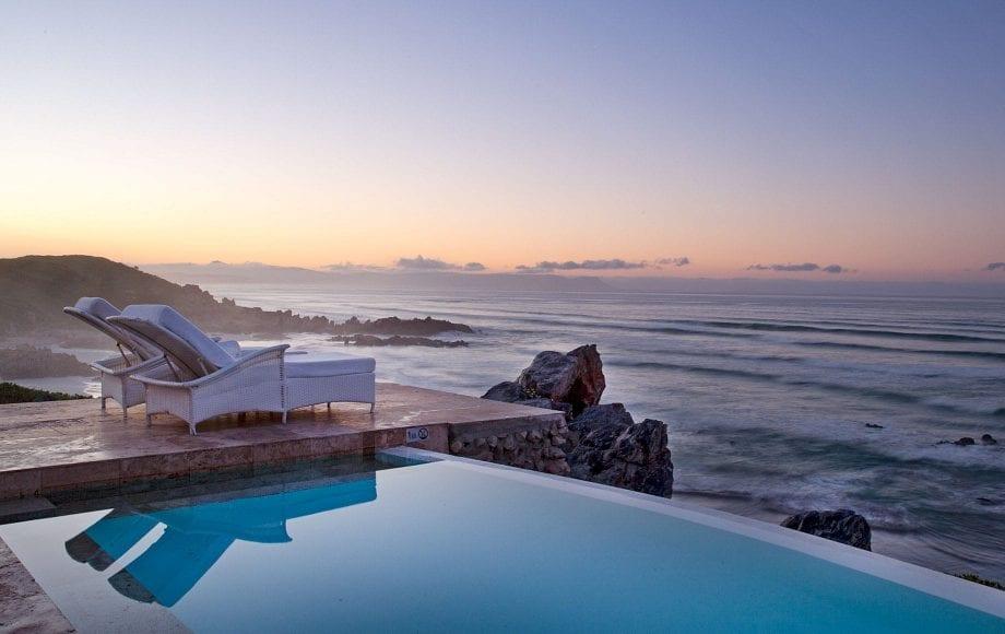 The Cape Floristic Region Sunset View
