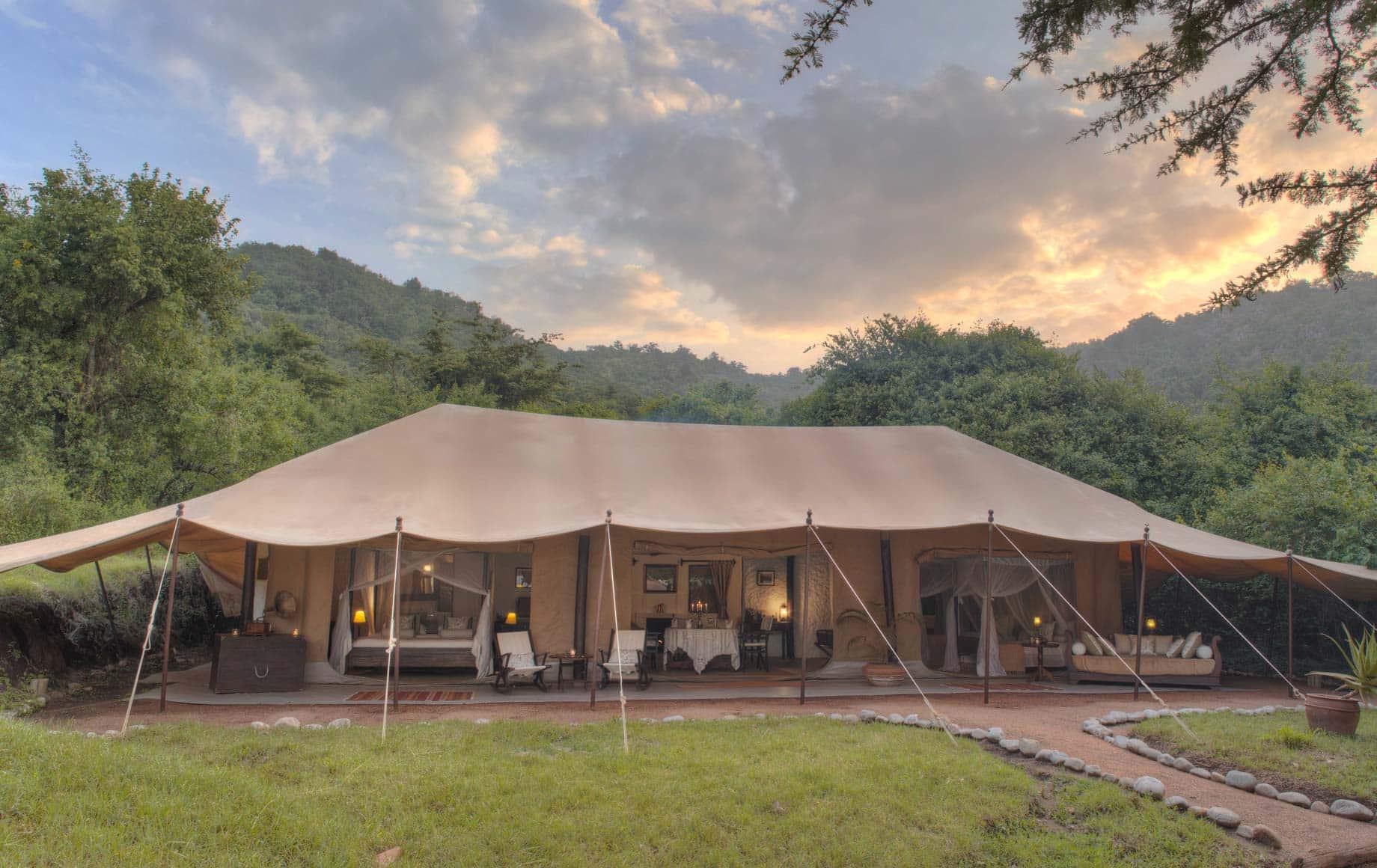 Cottar's 1920s Safari Camp