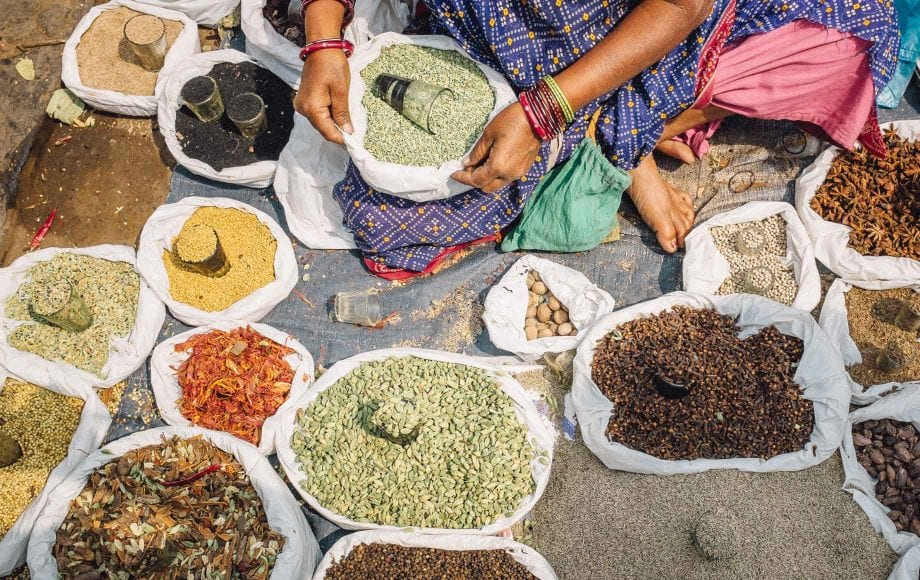 Indian Spices, Delhi