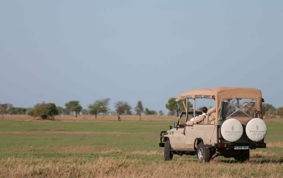 Four Seasons Safari Lodge Serengeti