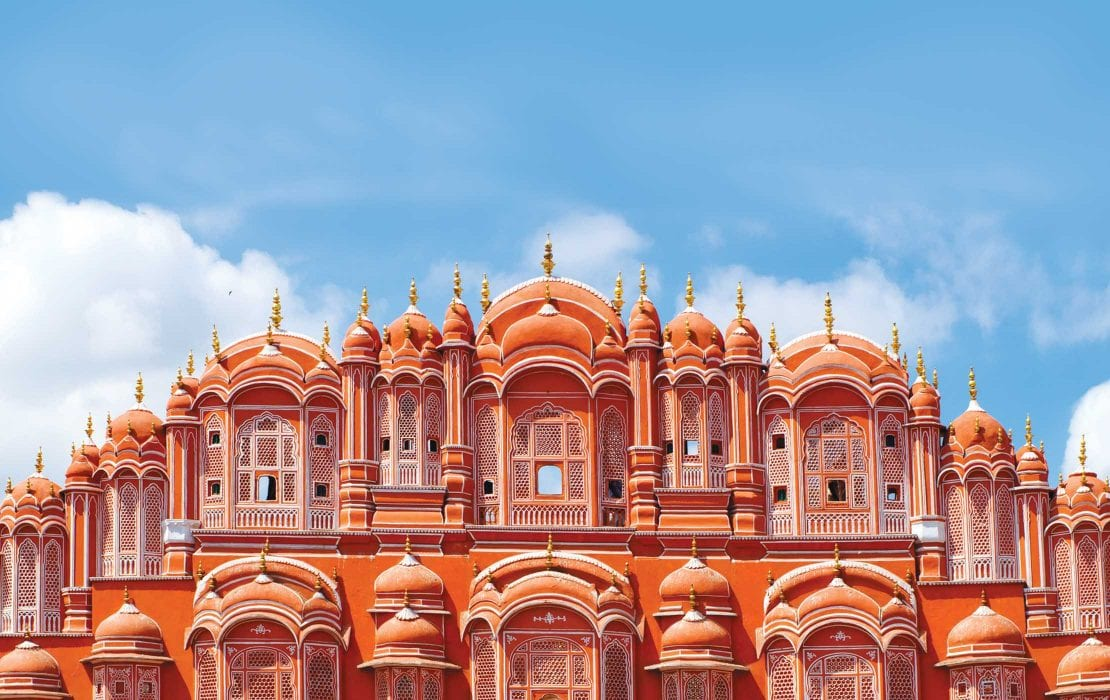 Jaipur The Pink City In Colorful Rajasthan