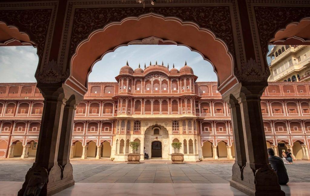 Buildings of Jaipur