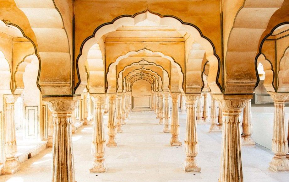 Jaipur Building Stands