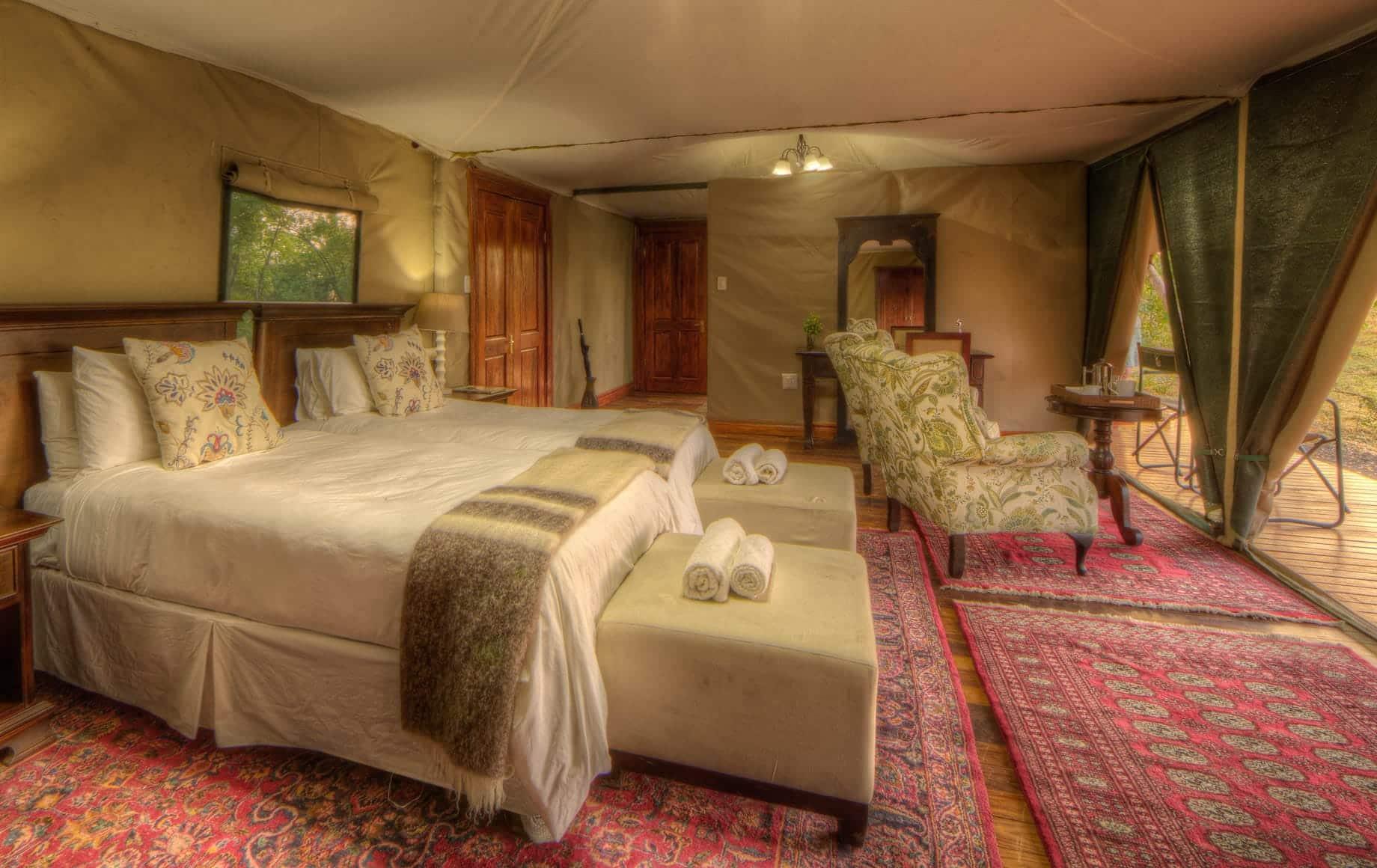 Kadizora Luxury Tented Camp
