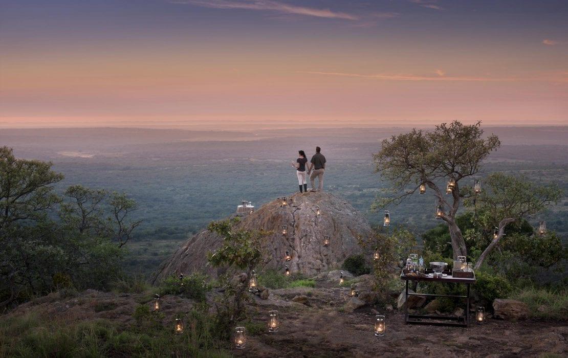 KwaZulu-Natal Evening View