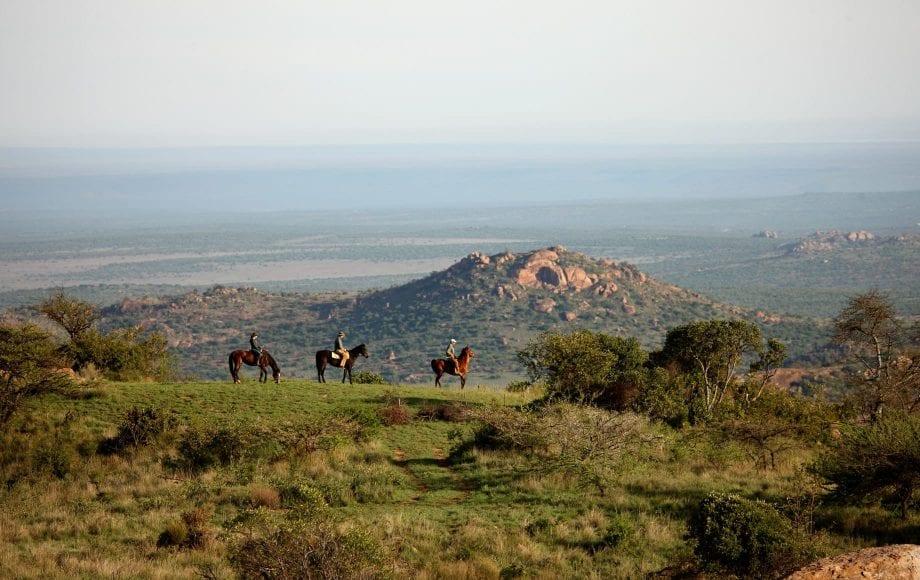 Laikipia Plateau Horseback Riding