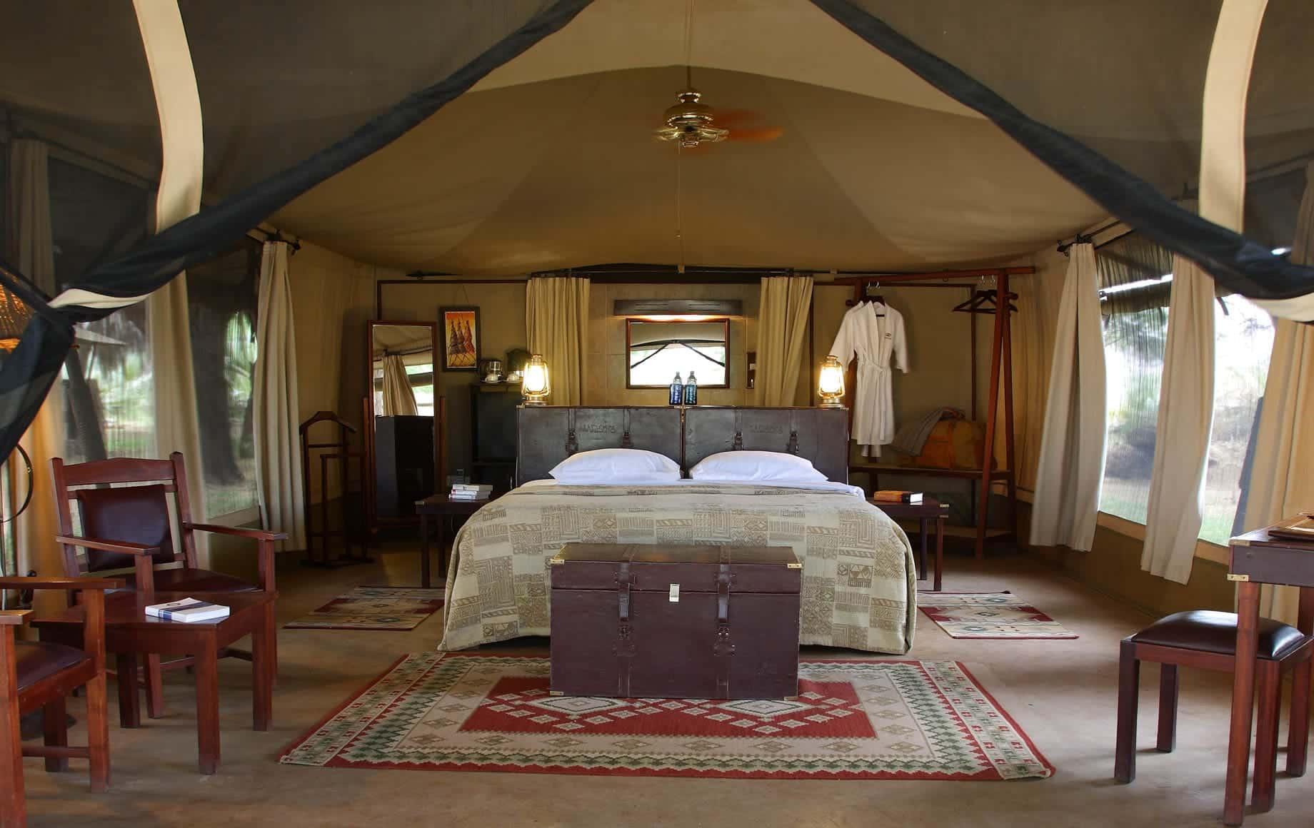 Larsens Camp