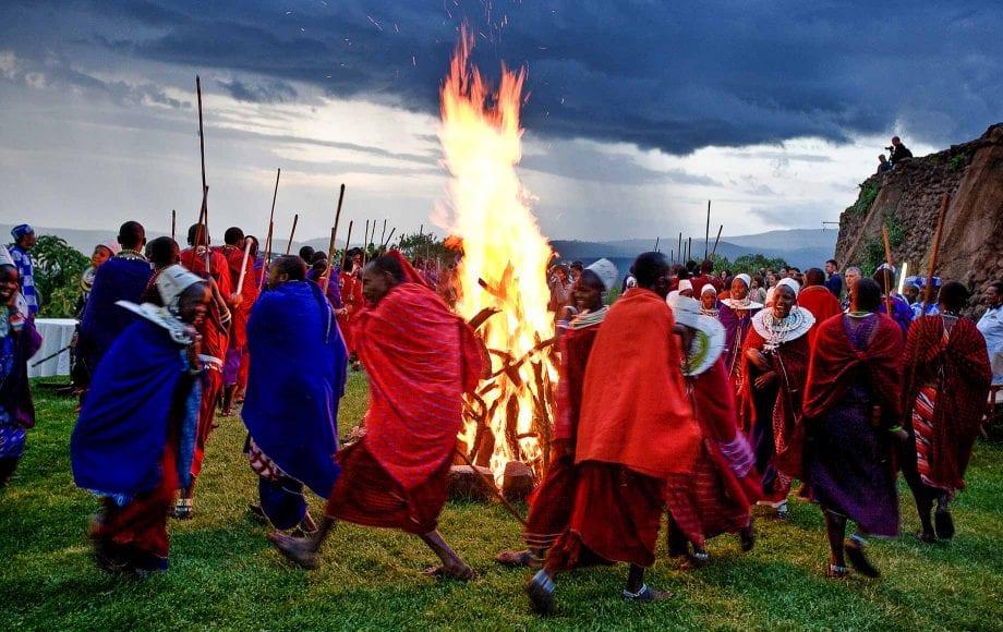 Massai Fire