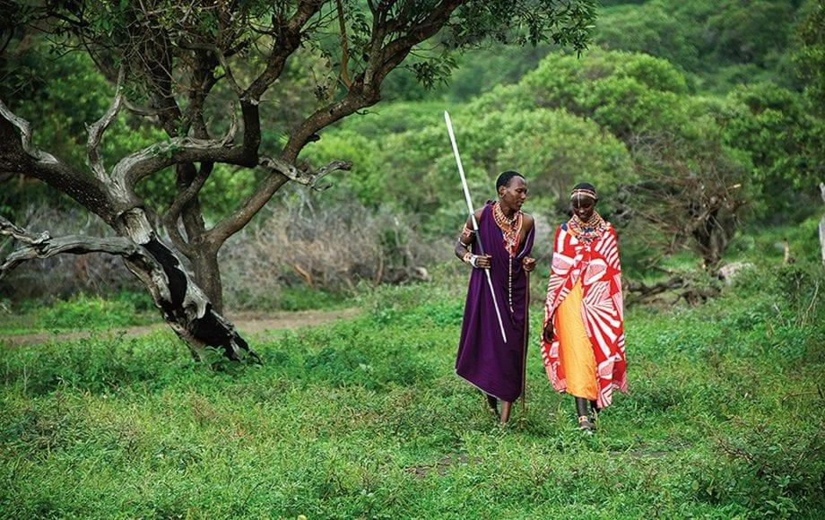 Maasai Tribe, People