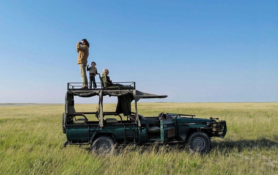 Makgadikgadi Pan Safari Tours