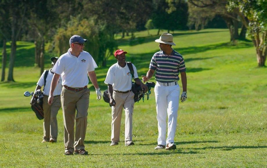 Mount Kenya Golf Safaris