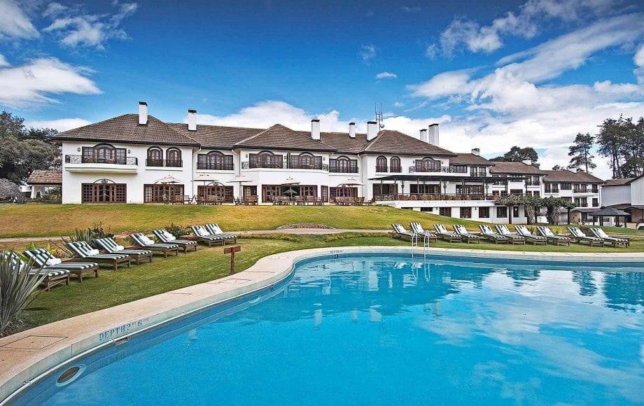 Mount Kenta Hotels and Lodges