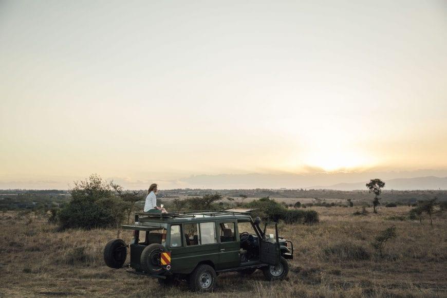 Nairobi jeep Safari