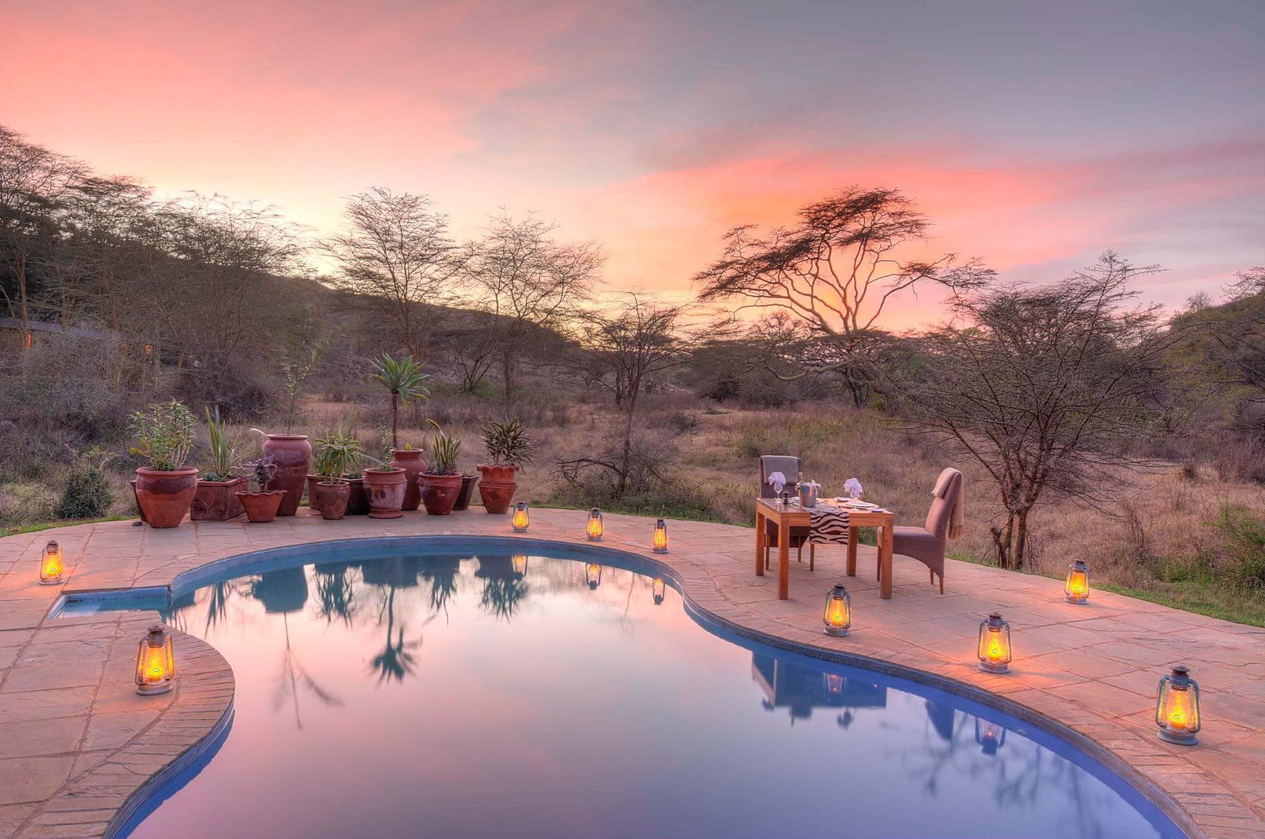 Peaceful Hotels and Lodges in Nairobi ,Kenya