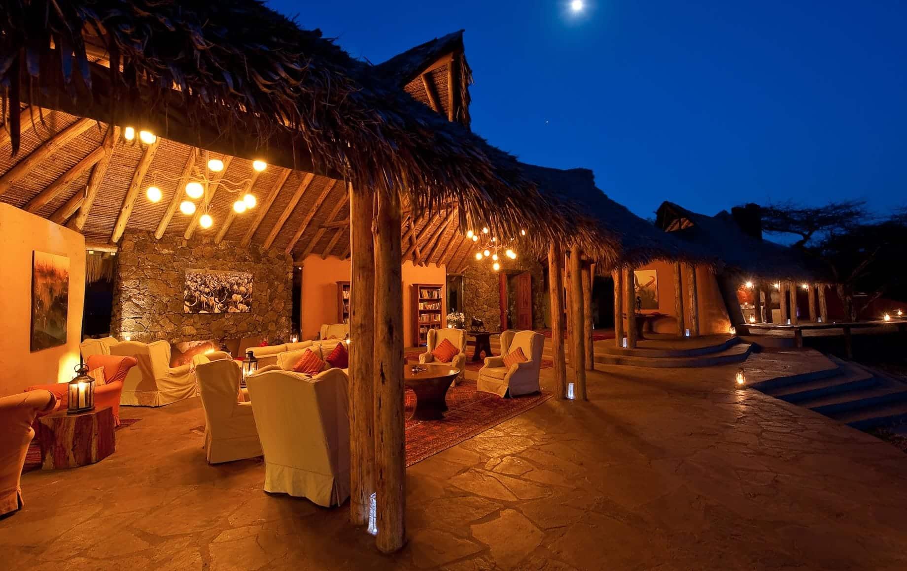 Ol Donyo Lodge