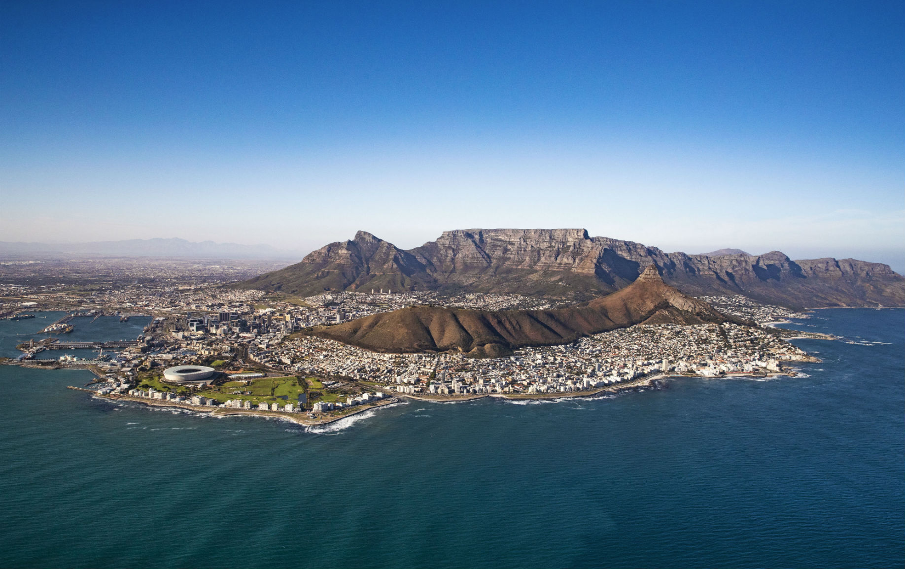 The one and only of Cape Town