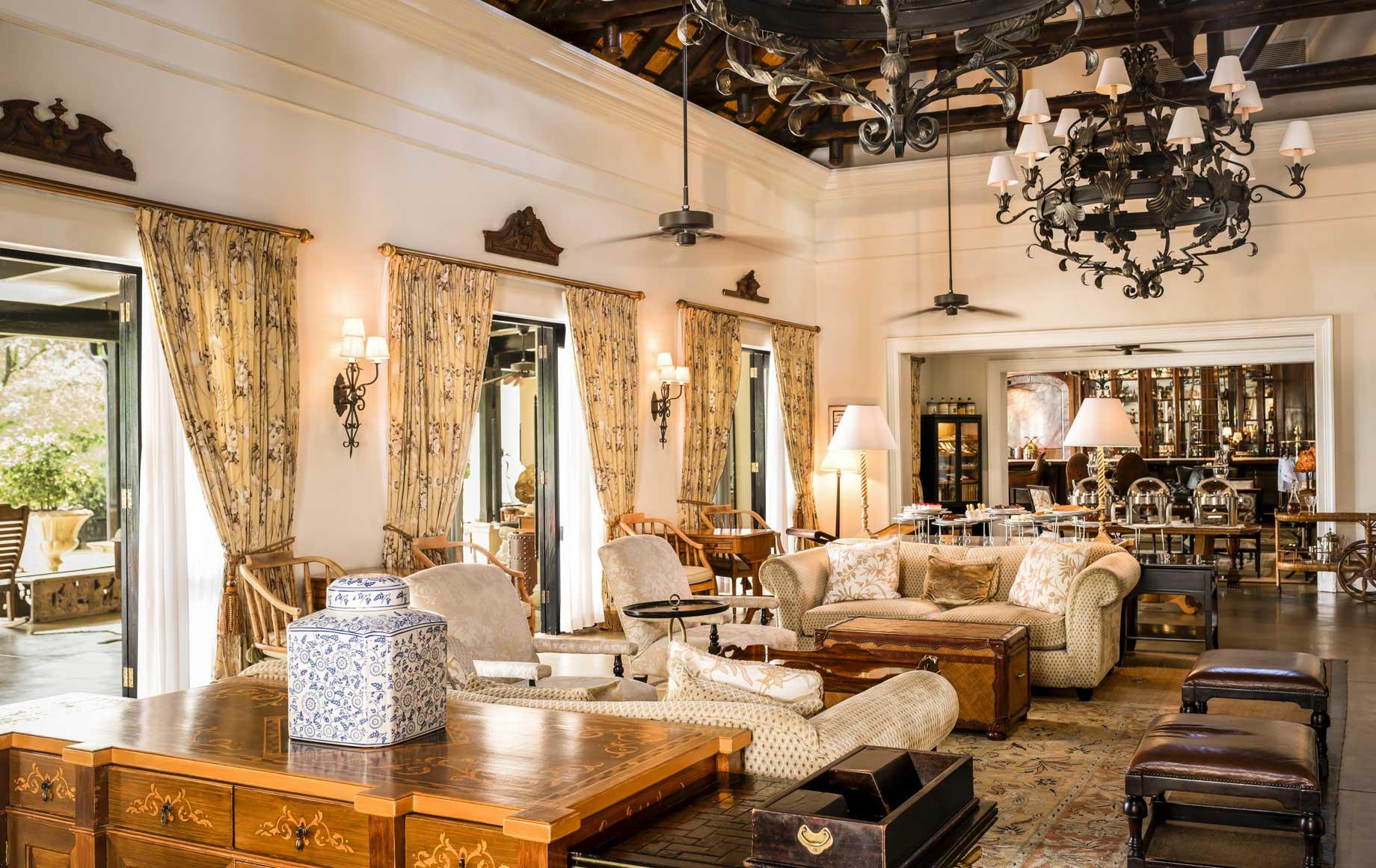 Royal Livingstone Hotel