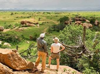 Safari Overlook