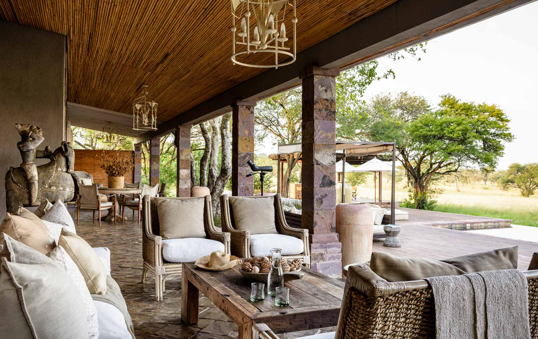 Singita Grumeti Reserves