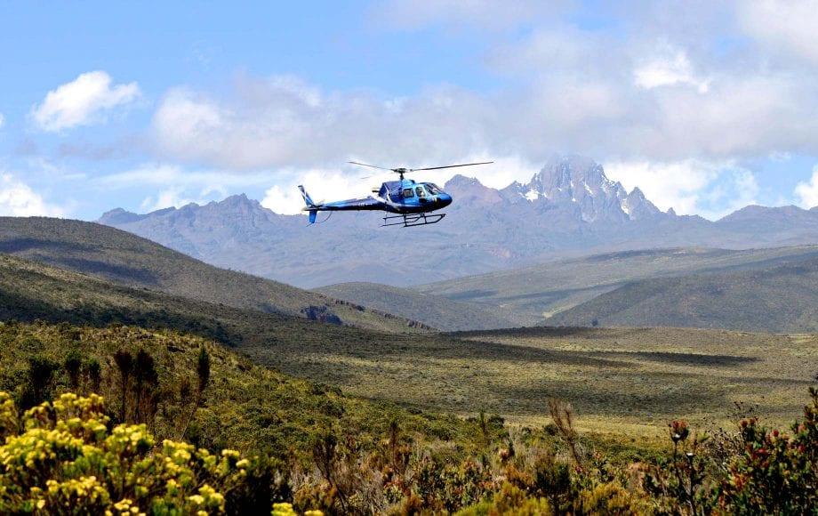 Soaring Over Kenya's Northern Frontier