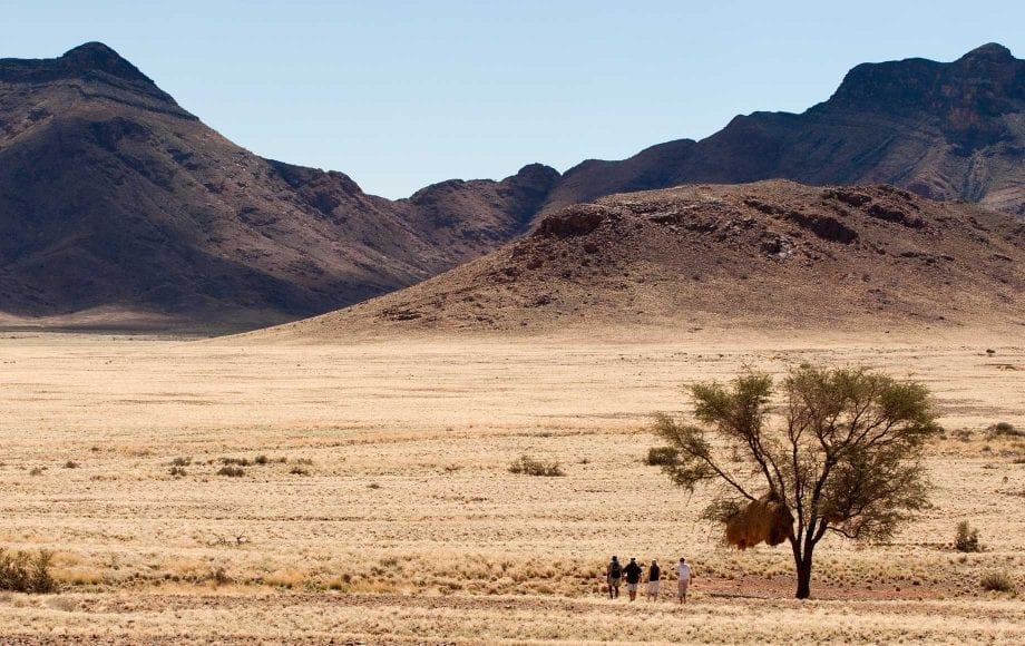Exploring the Sossuvlei Namib Desert