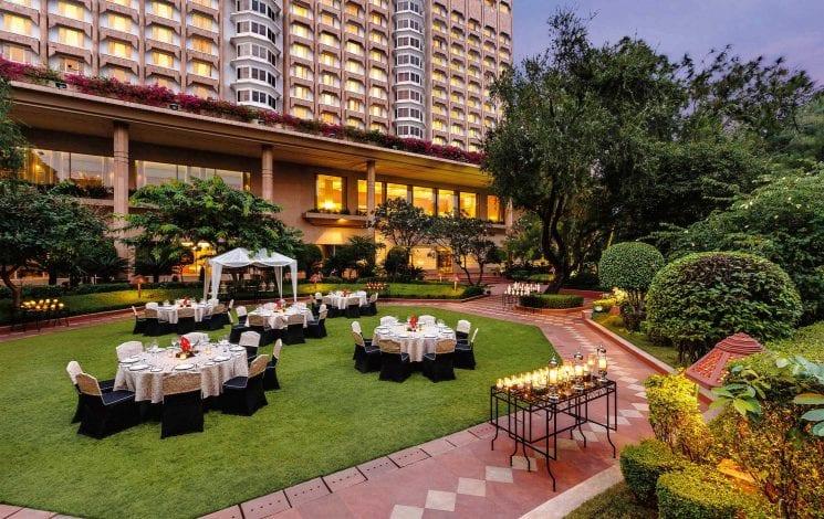Taj Mahel Hotel, Agra