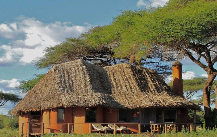 Tawi Lodge, Africa