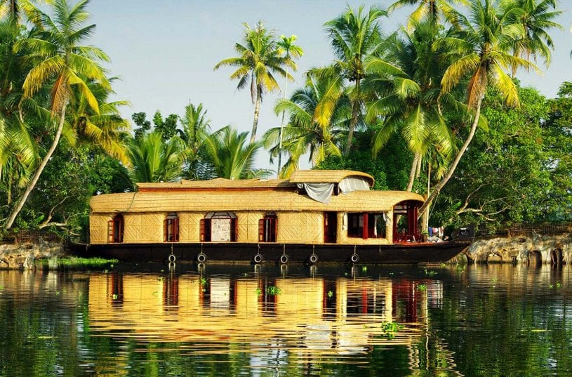 Backwater Tours at Kerala