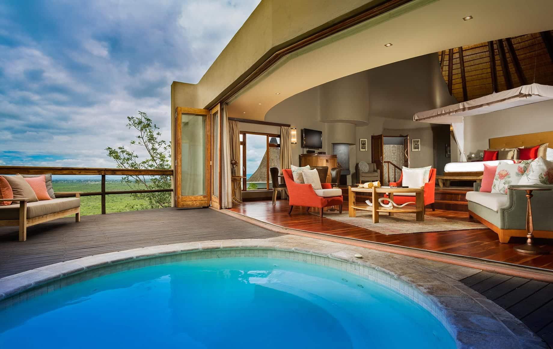 Ulusaba Private Game Reserve