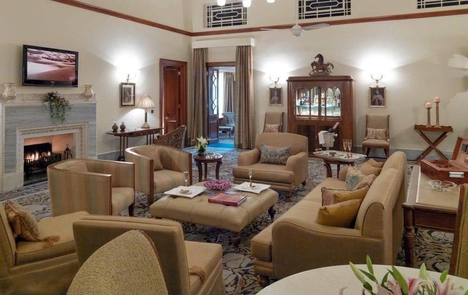 Umaid Bhawan Palace Hotel