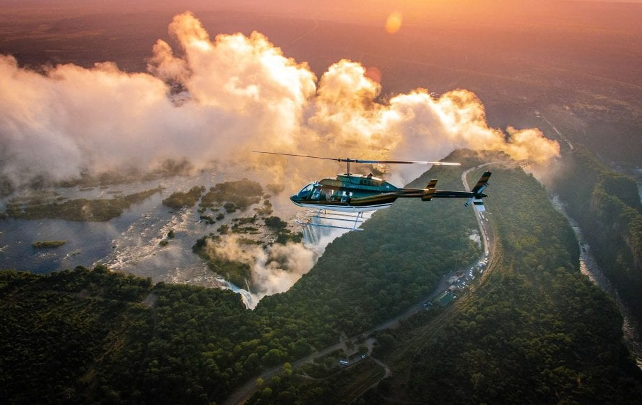 Victoria Falls from Top