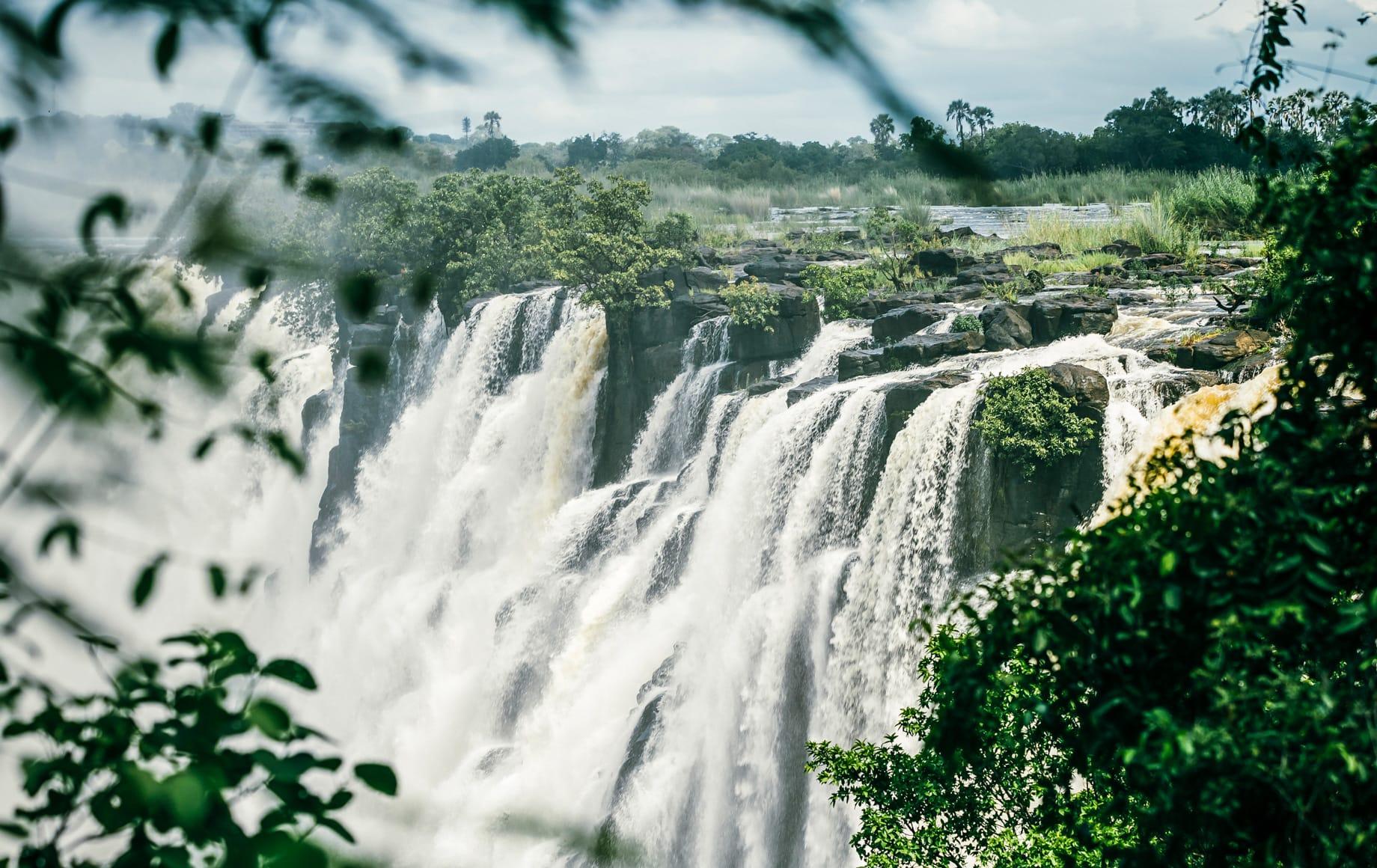 Beautiful view, Victoria Falls