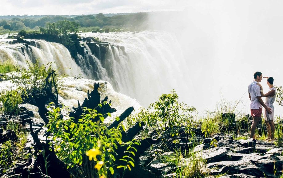 Honeymoon Safaris at Victoria Falls