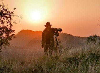 Video sunset