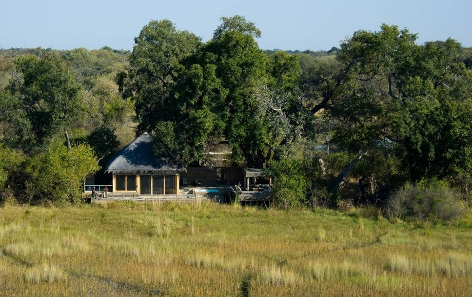 Vumbura Plains Camp