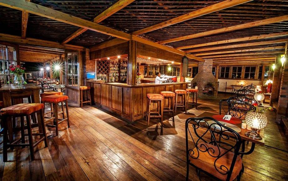 Arusha Coffee Lodge View