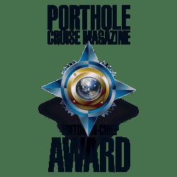 Porthole Cruise Magazine Editor in Chief Award