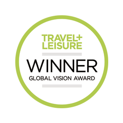 Travel & Leisure Global Vision Award